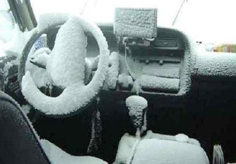 Что делать, если машина не заводится в мороз?