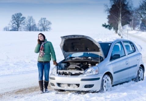 Подготовка автомобиля к холодам