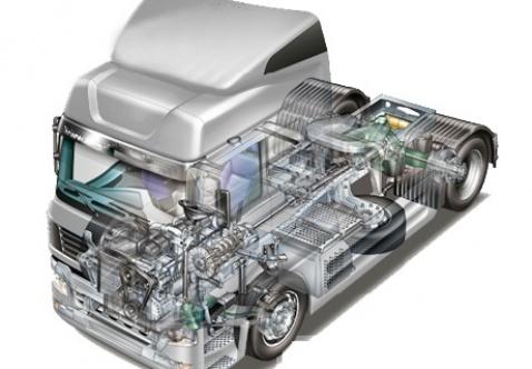 Ремонт грузовых автомобилей: особенности грузовых СТО